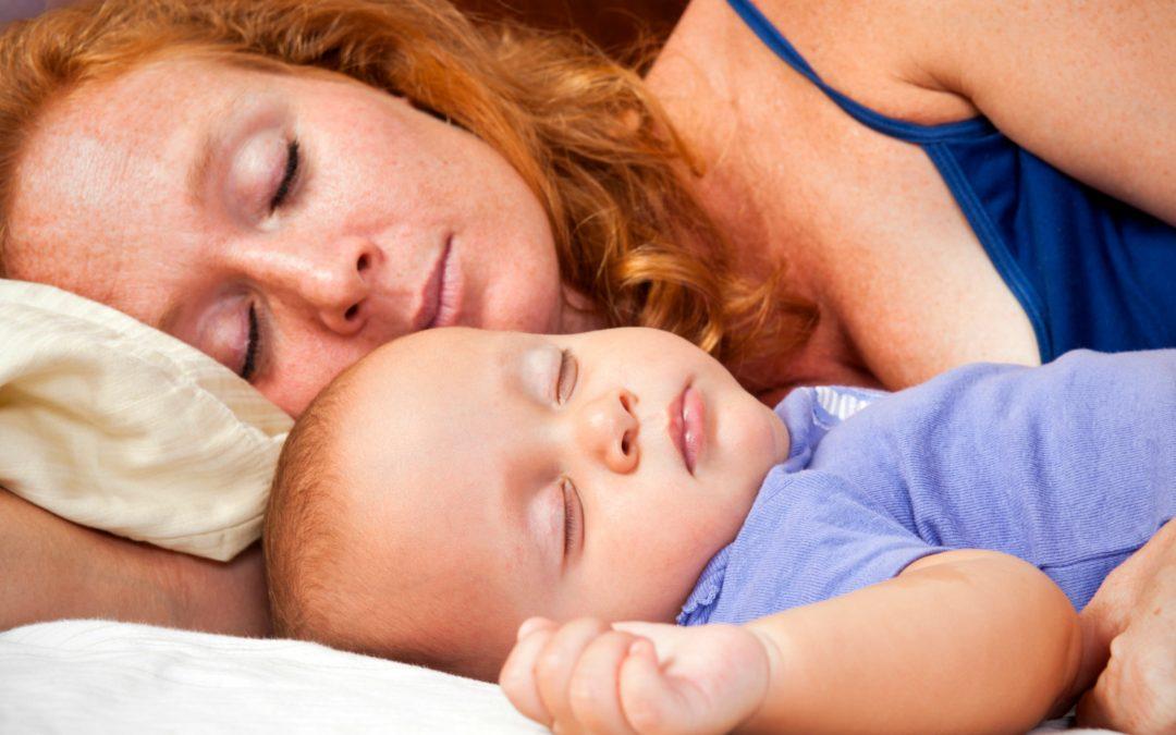 Спи, моя радость: что нужно знать о детском сне