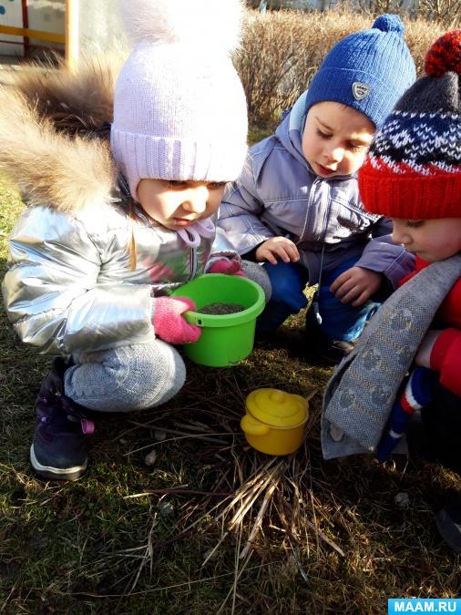 Прогулки с ребенком весной: как одеть, чем заняться и во что поиграть