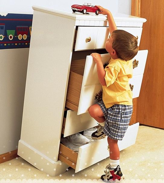 Безопасность детей дома:  правила и советы родителям