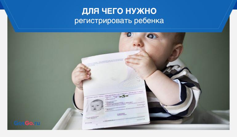 Прописка новорожденного ребенка | уроки для мам