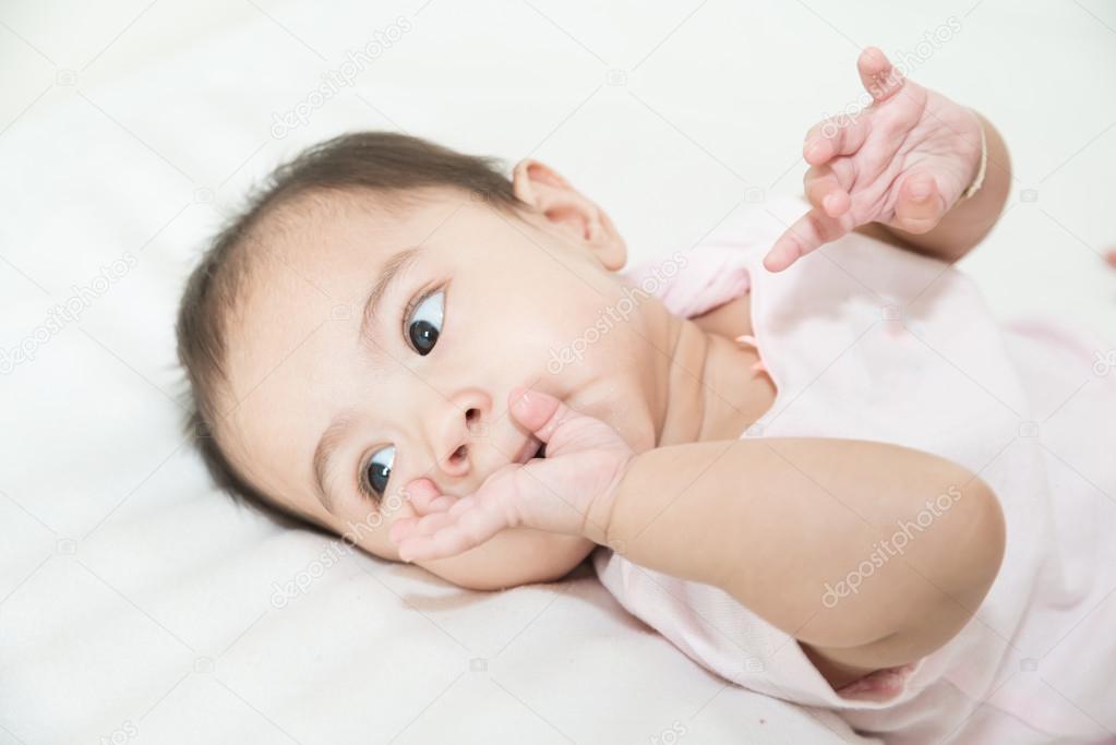 Сосание пальца