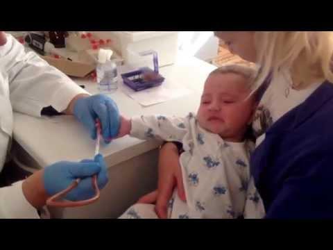 Взятие анализа крови из вены | университетская клиника