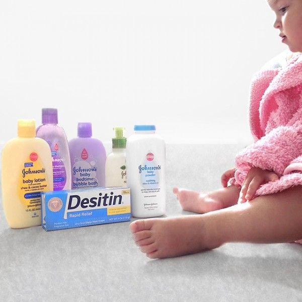 Хорошие средства для ухода за новорожденным