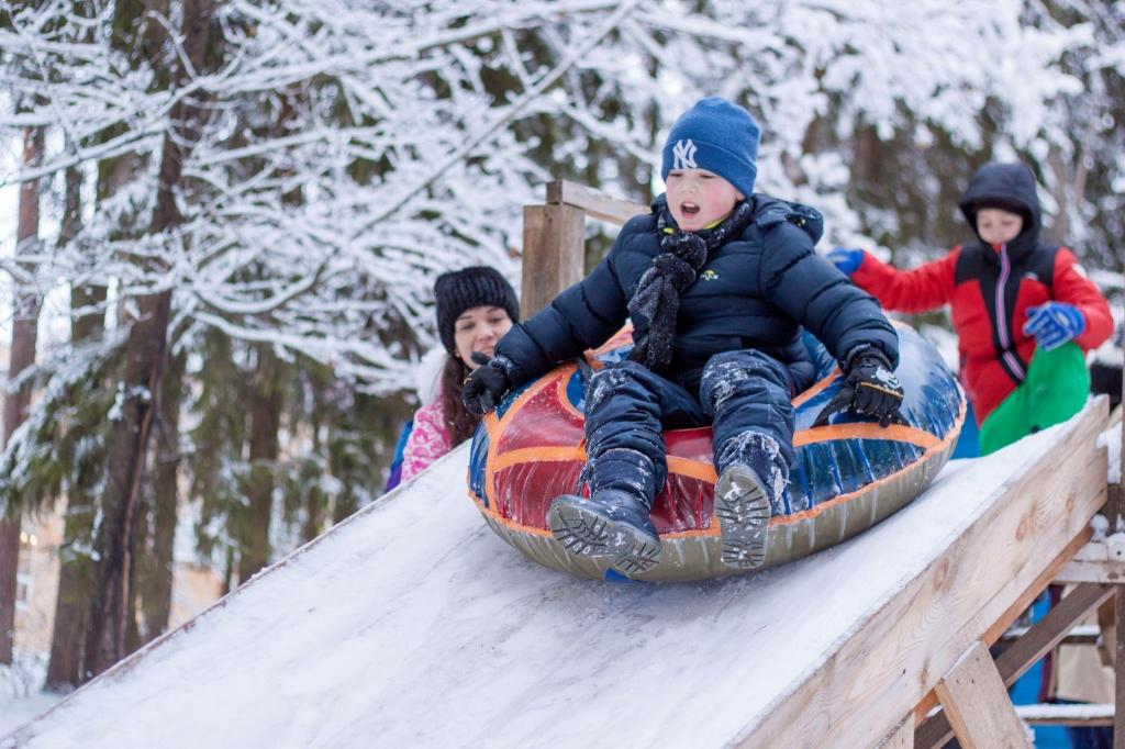 Лучшие способы провести зимние каникулы