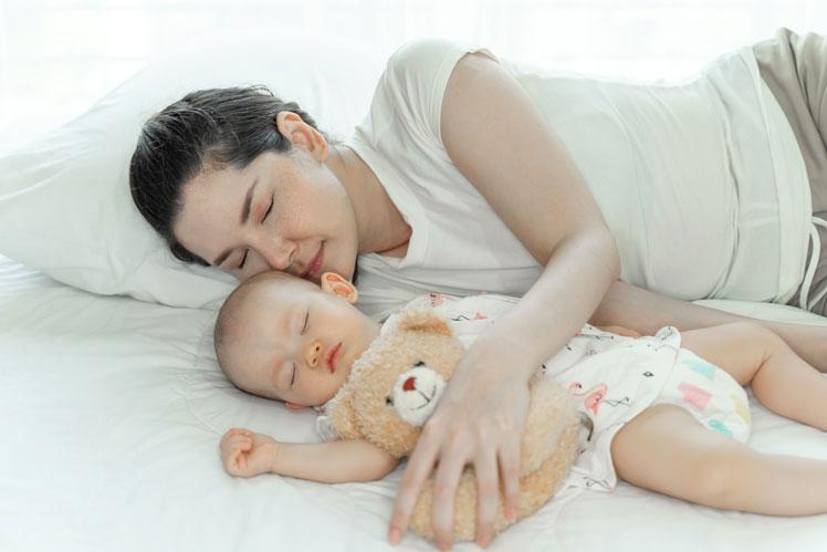 Совместный сон с ребенком: за и против | здоровье | mattrasik.ru