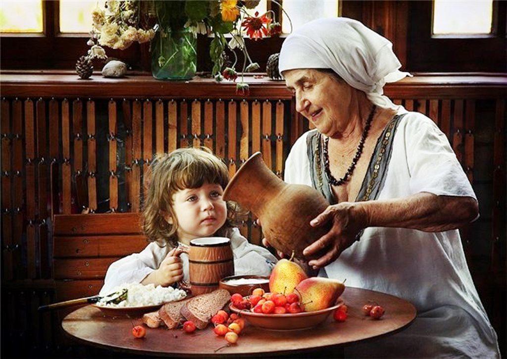 10 фраз, которые никогда не слетят с уст любящей бабушки. хорошие бабушки не позволяют себе…