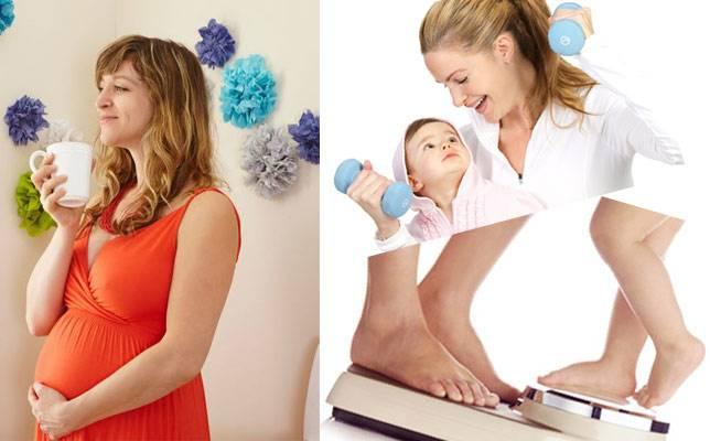 Отеки после родов: причины и лечение