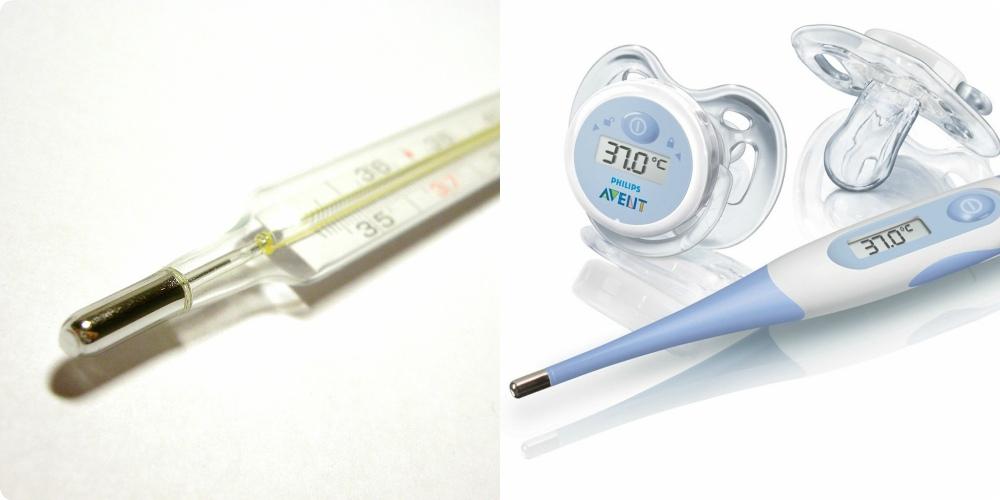 Ртуть, электроника или лучи: плюсы иминусы медицинских термометров