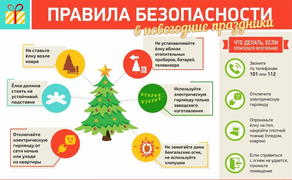 Занятие-викторина «безопасный новый год»
