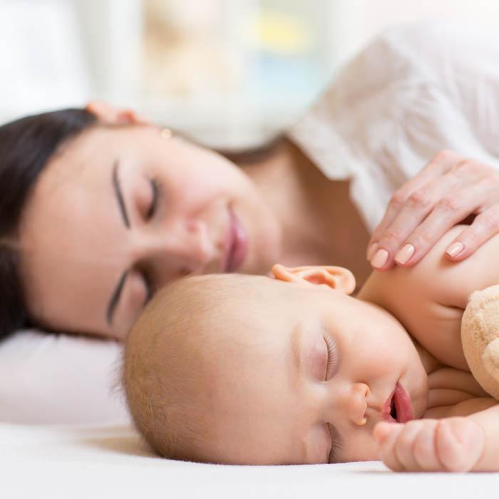 Совместный сон с новорожденным за и против