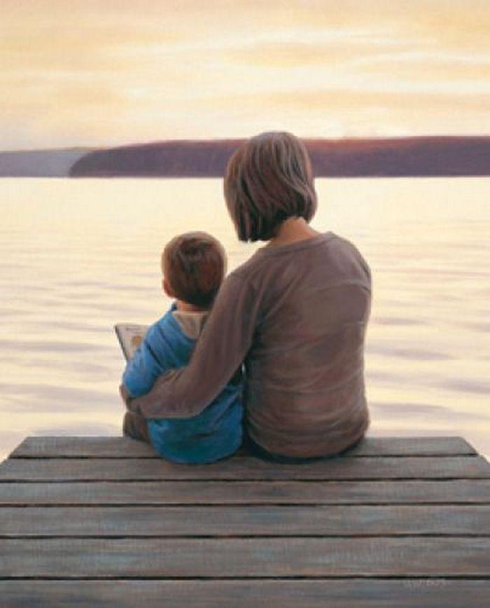Как страшно осознавать, что тебя не любит мать (последам удаленного поста)
