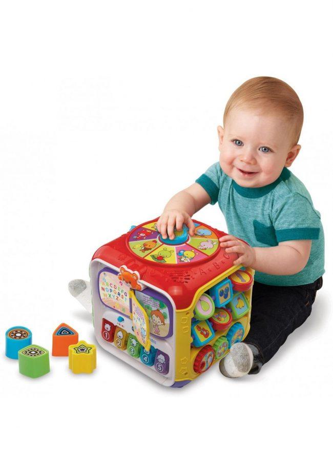 Что подарить ребенку на 1 год – лучшие идеи