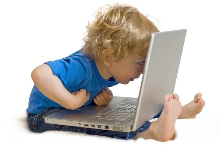 Влияние интернета на детей