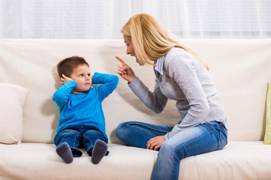 Советы психолога, как перестать кричать на ребёнка