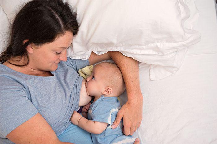 Как узнать что новорождённый наелся молоком при грудном вскармливании