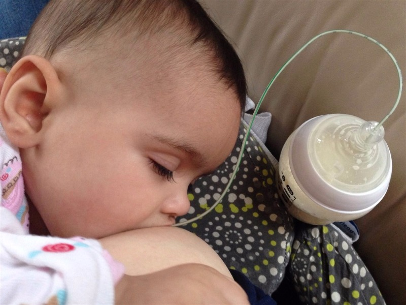 Хватает ли грудного молока ребенку