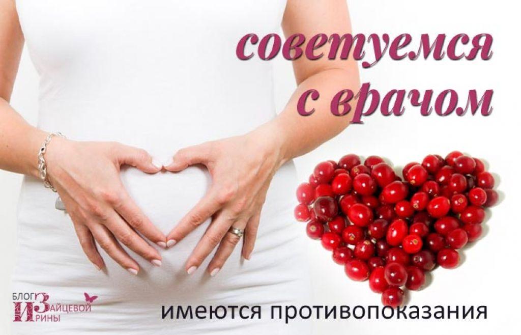 Клюква при беременности: полезные свойства ягоды, рецепты и противопоказания
