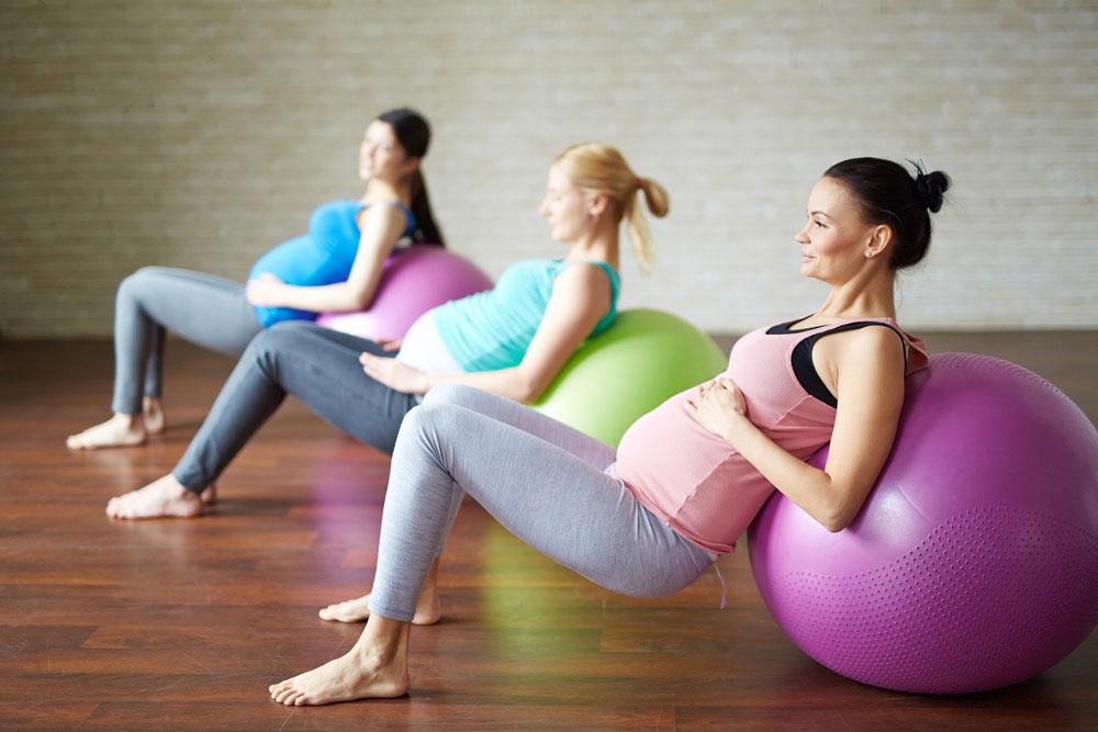 Физическая подготовка к родам