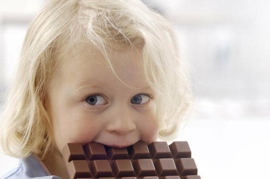 Можно ли детям шоколад, когда и сколько?