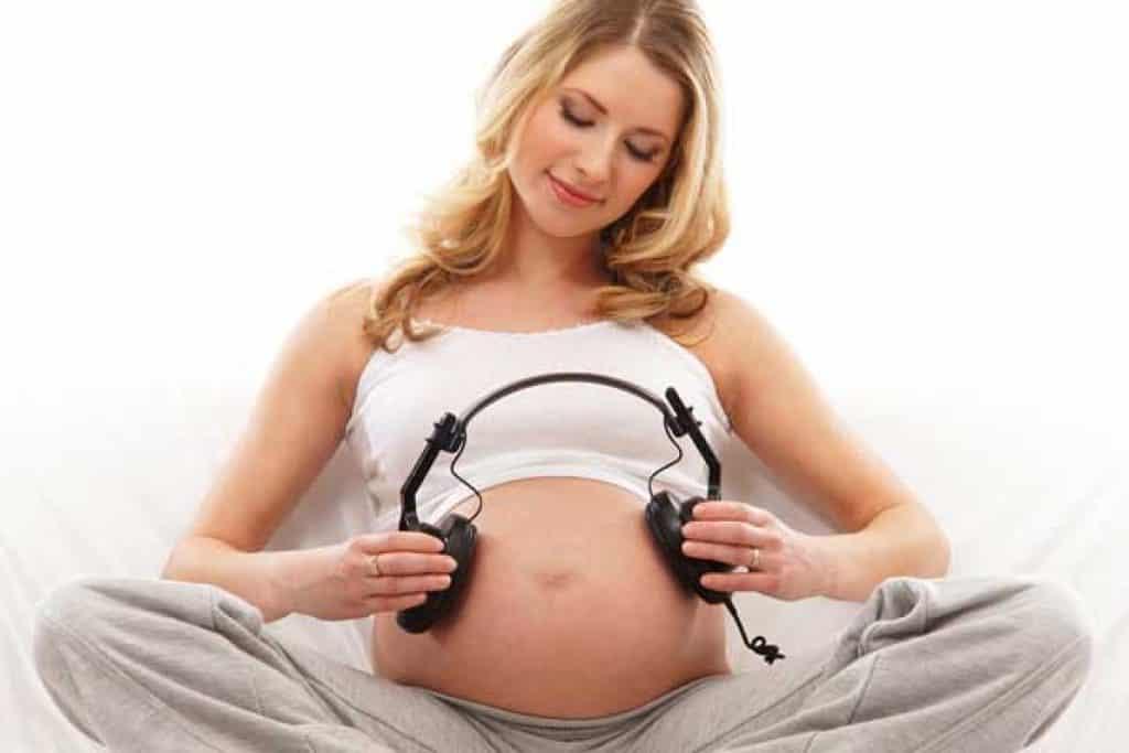 Музыка для беременных и малыша в животике: прослушивание онлайн