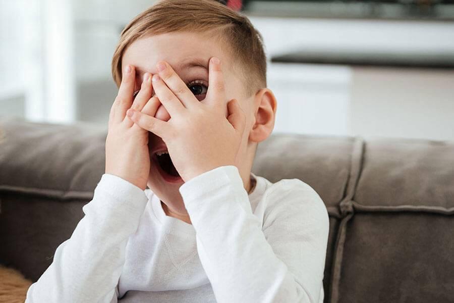 23 пугающее, но совершенно нормальное поведение ребенка
