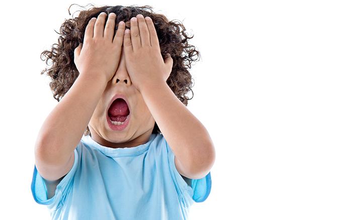 Фобии и стрессы у детей