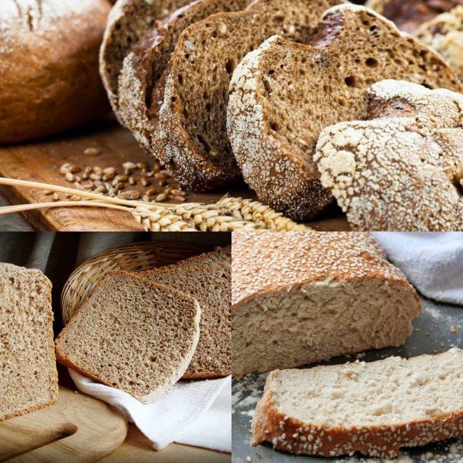Какой хлеб при грудном вскармливании можно есть и сколько   s-voi.ru