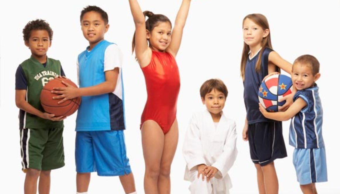 Выбираем спортивную секцию для ребенка » для детей и родителей