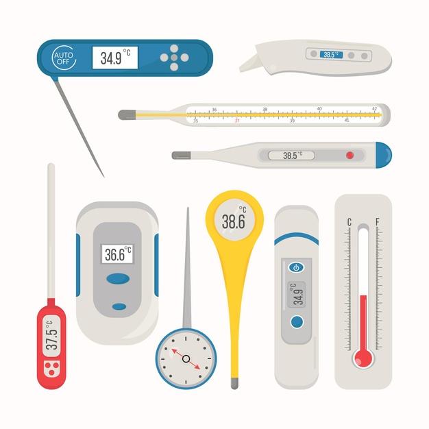 Как правильно измерить температуру тела ребёнку