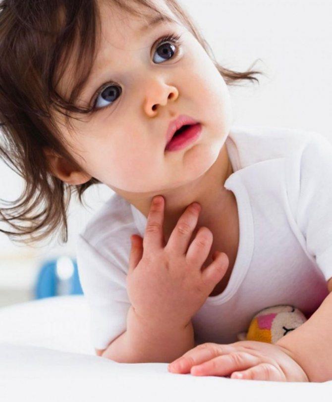 Икота у новорожденного: стоит ли беспокоиться?