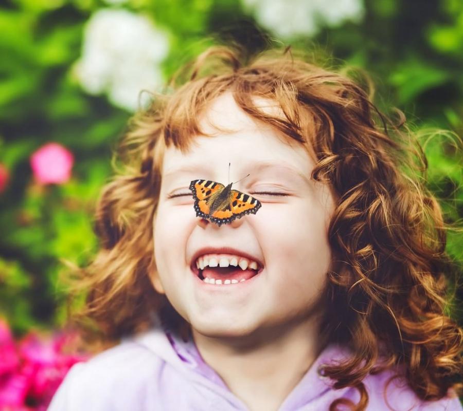 Лайфхак: как научить ребенка не бояться насекомых - статья сайта о детях imom.me