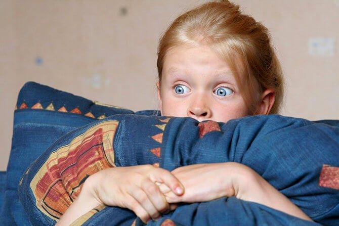 Пугающие симптомы панического расстройства