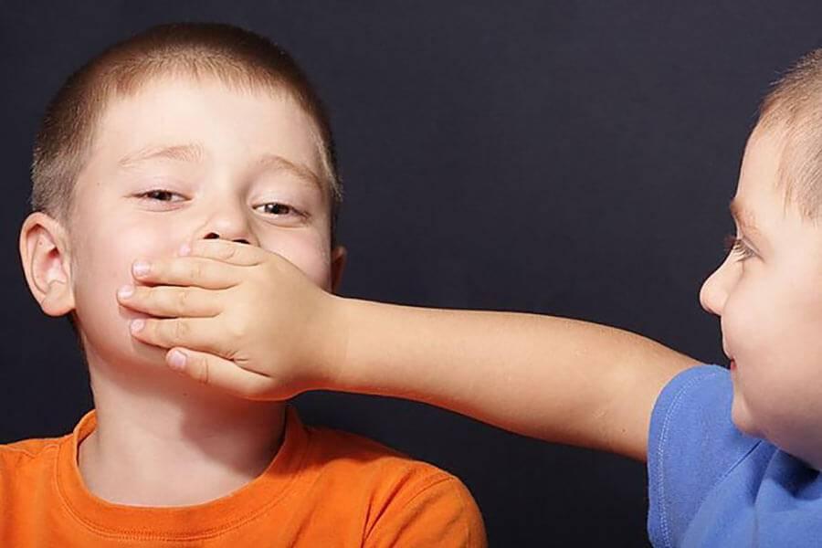 Запретные словечки: как отучить дошкольника от ругательств