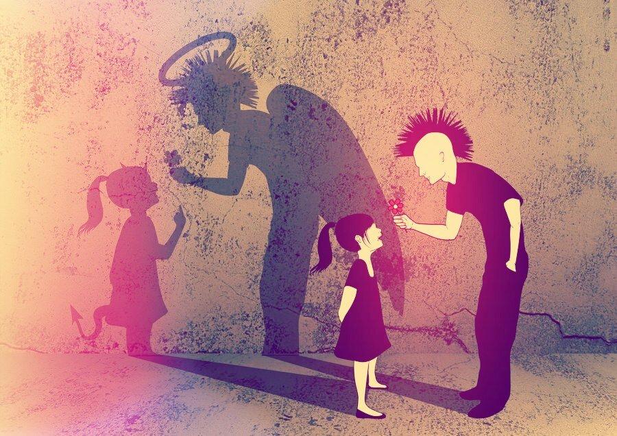 Если у ребенка появились воображаемые друзья - детская жизнь