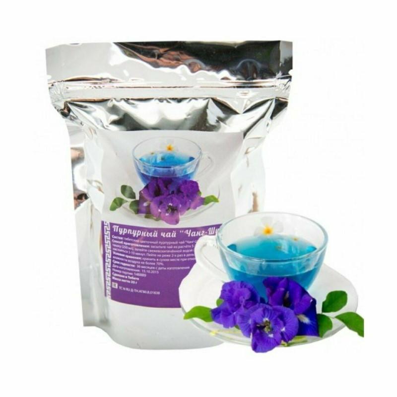 Лучший пурпурный чай чанг шу - что это такое и как принимать?