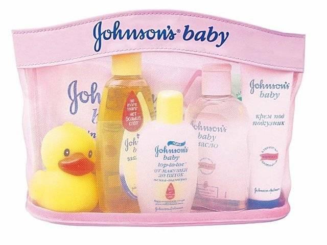 Первые средства по уходу за новорожденным