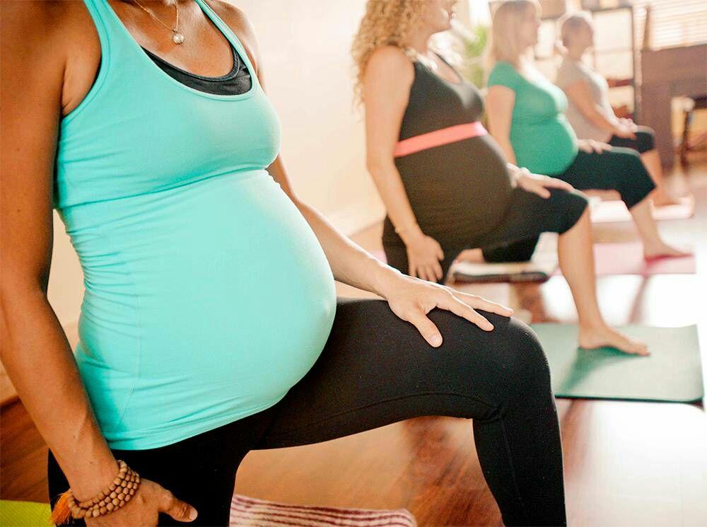 Подготовка тела к родам: упражнения, питание, настрой