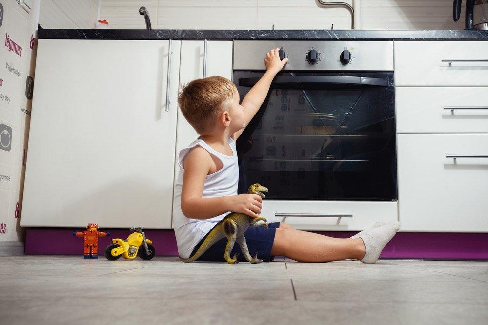 Безопасный дом для ребенка: спокойные родители – здоровый малыш