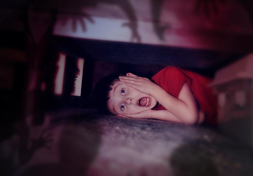 ✚ детские страхи. нейропсихиатрическая клиника профессора минутко