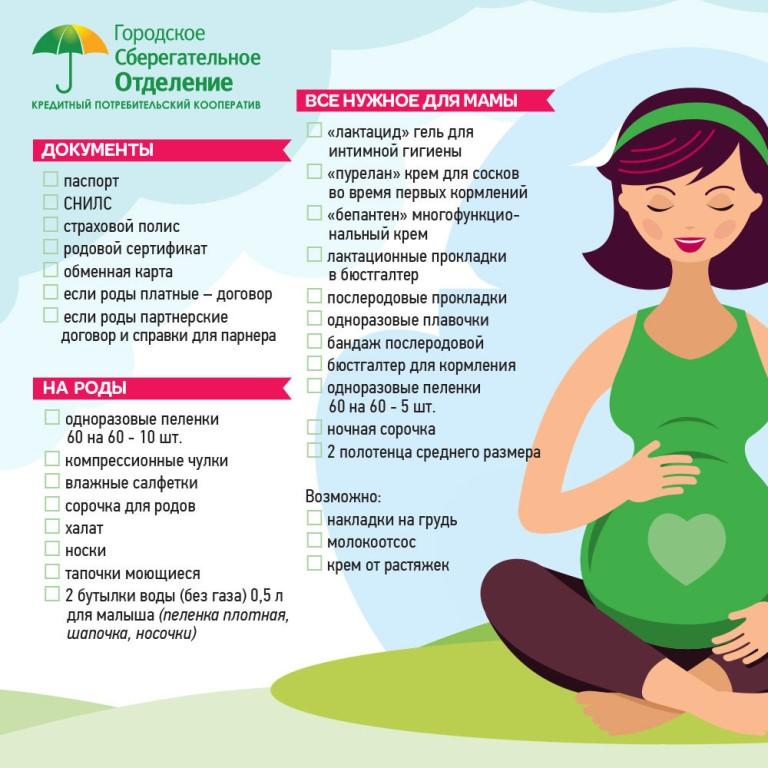 Советы для беременных 2 триместр | мамина любовь