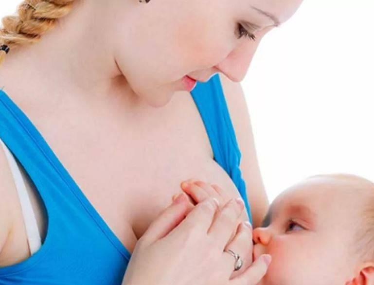 Диета кормящей мамы. современный взгляд