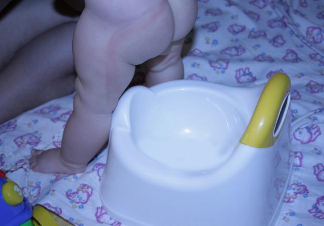 Как выбрать детский горшок: советы и рекомендации