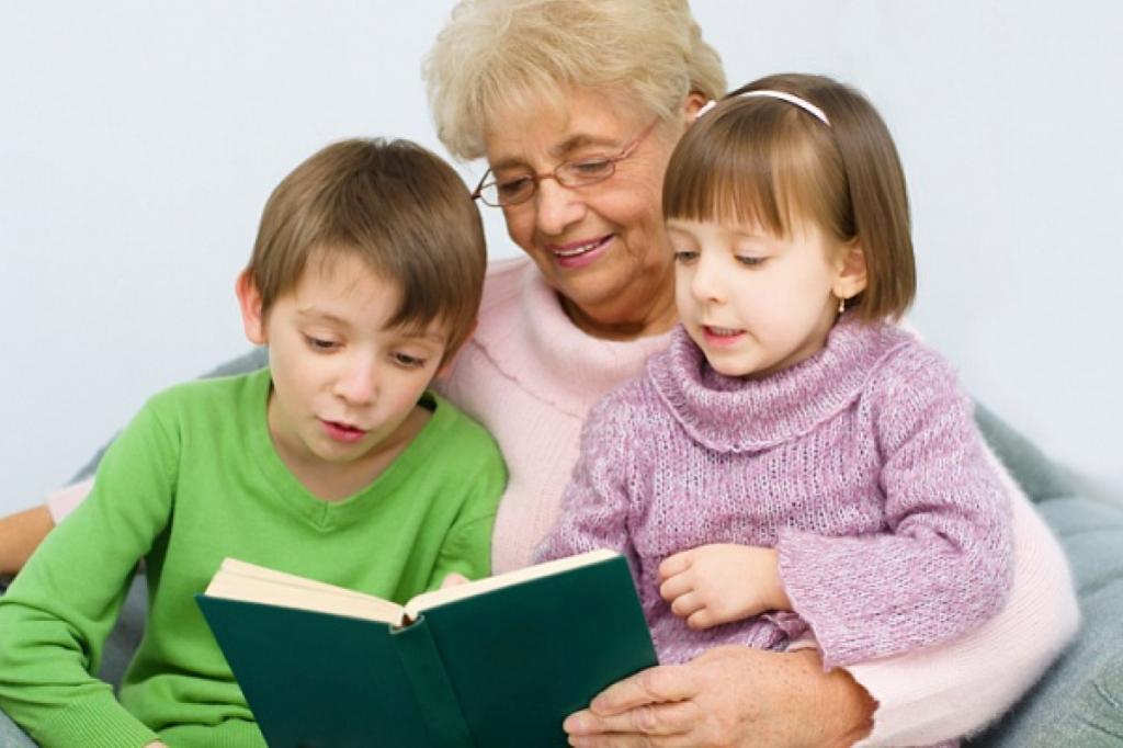 Вот почему молодые мамы всё чаще оставляют детей с нянями, а не с бабушками