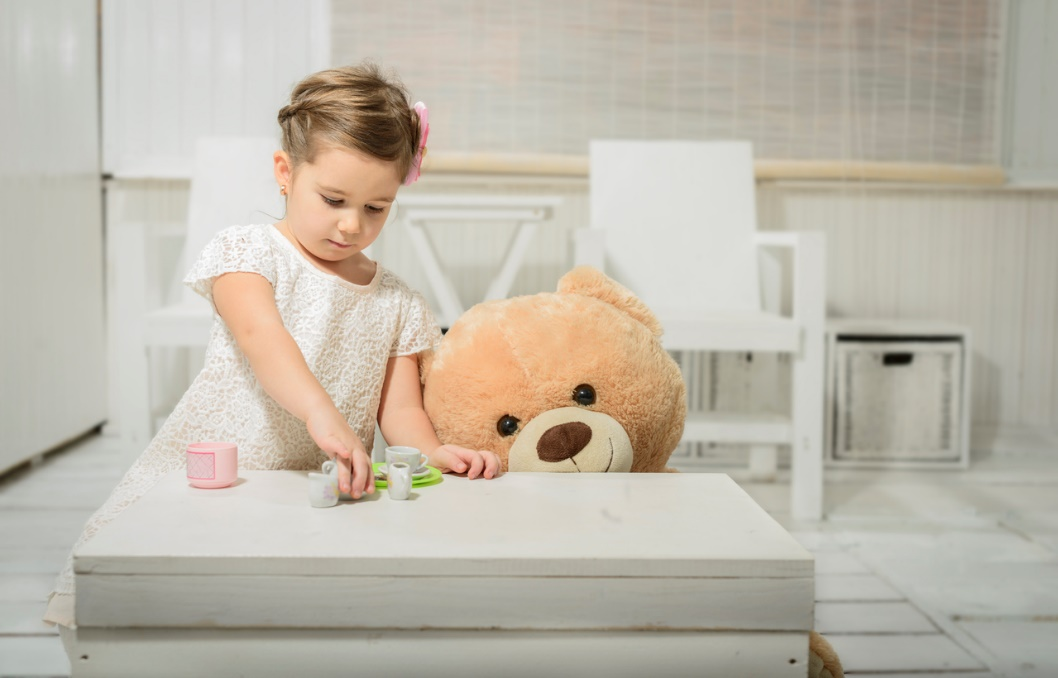 У ребенка появился воображаемый друг - что делать?