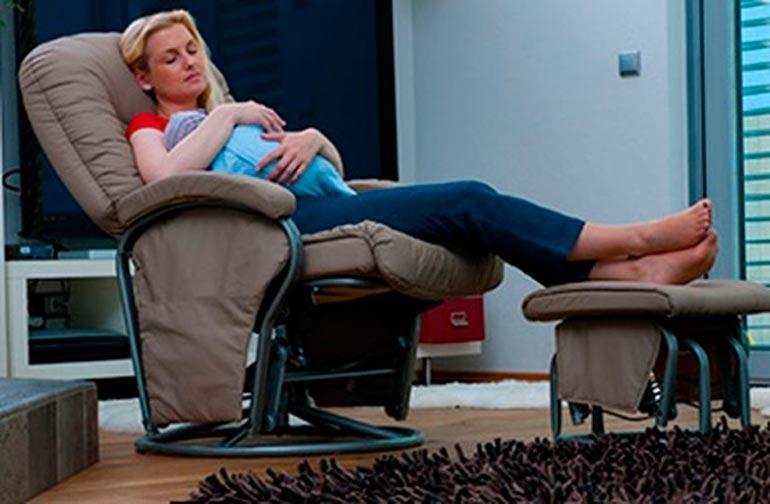 Кресла для кормления ребенка для мамы — виды и особенности - знать про все