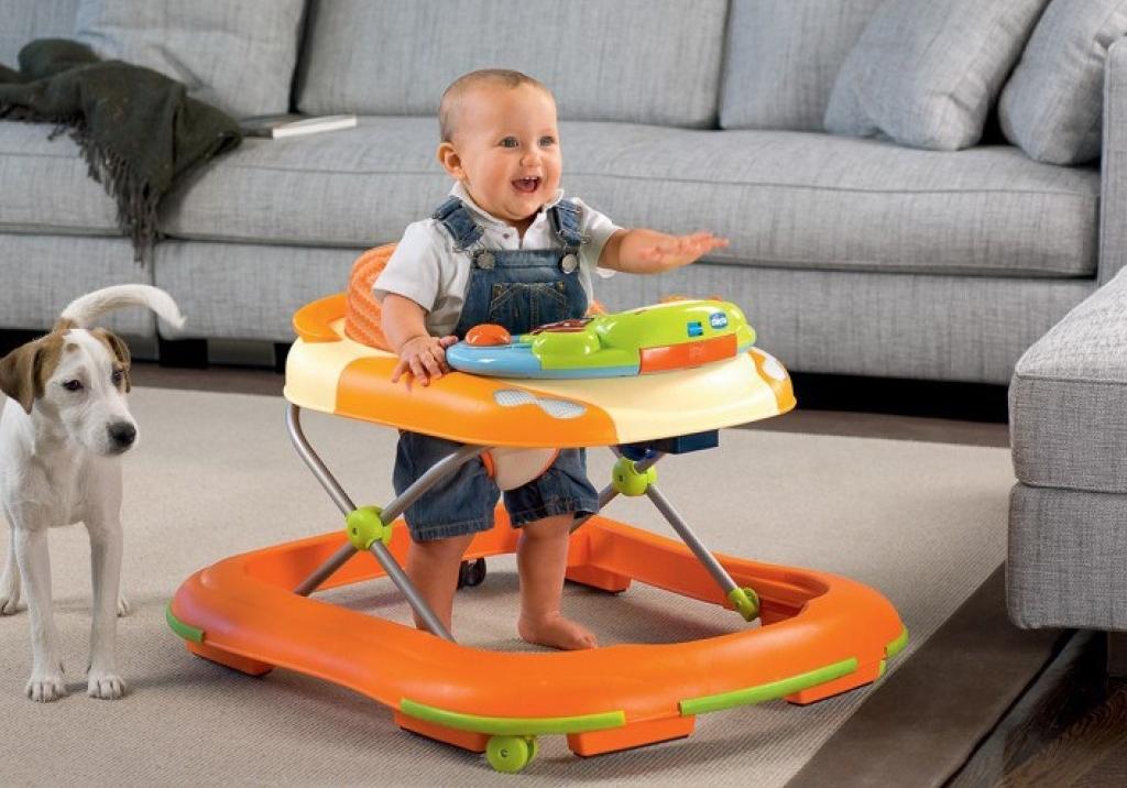 Ходунки для малышей: минусы и плюсы приспособления, топ-5 лучших моделей, обзор и сравнение