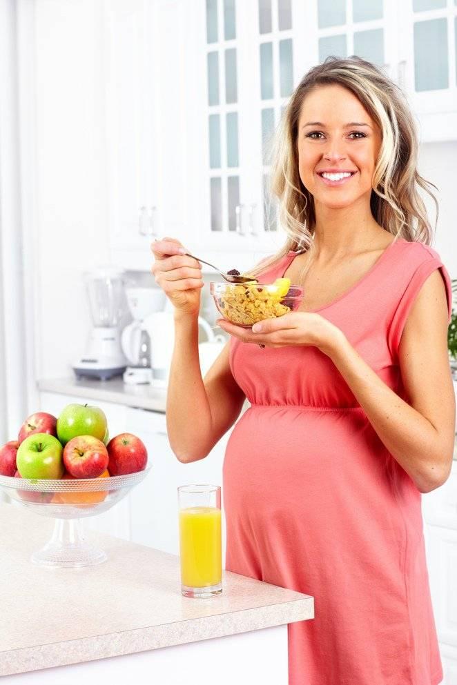 Влияние еды на пол будущего ребенка