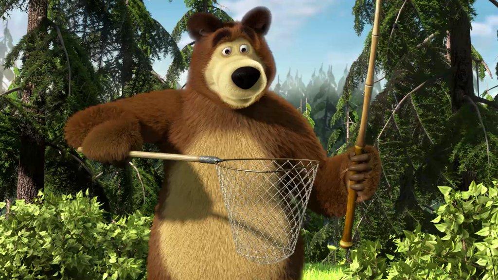 «маша и медведь»: не навредит ли популярный мультик воспитанию ребёнка?