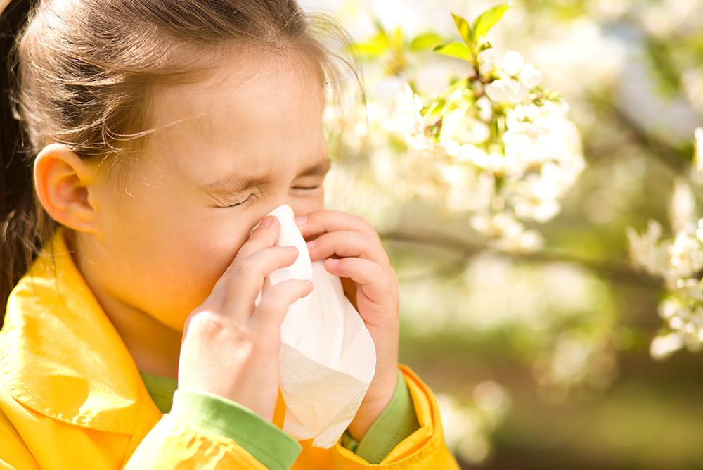 Аллергия у детей - как лечить аллергию у детей?