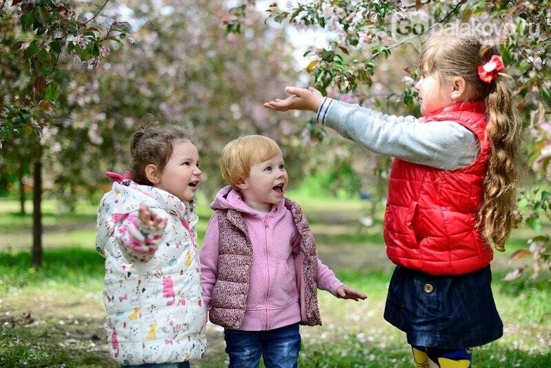 Интересные занятия и игрыдля детейвесной на улице